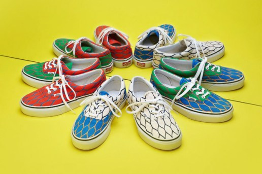 Kenzo x Vans 2012 Summer Collection Further Look