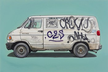 """Kevin Cyr """"In Praise of Rust"""" Exhibition @ Jonathan Levine Gallery"""