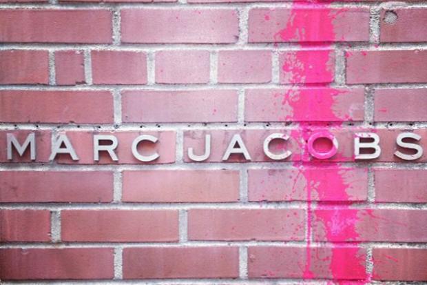 Kidult Vandalizes Marc Jacobs NYC