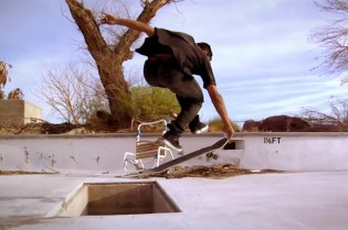 "Kilian Martin ""Altered Route"" Skate Film"