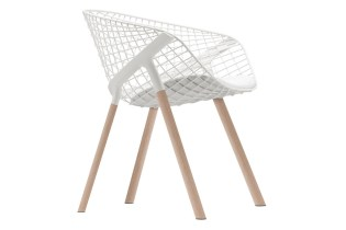 Kobi Outdoor Chair by Patrick Norguet for Alias