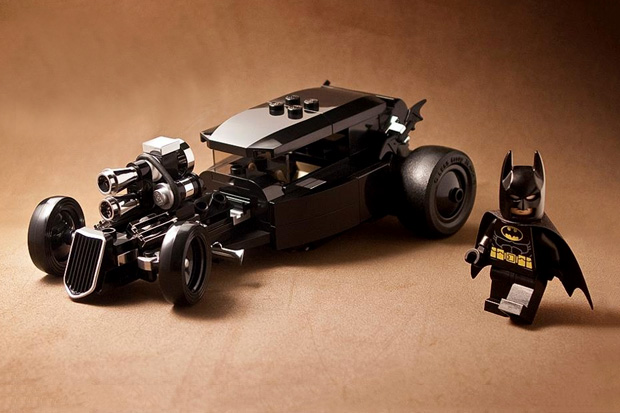LEGO Bat Rod by Michael Choy