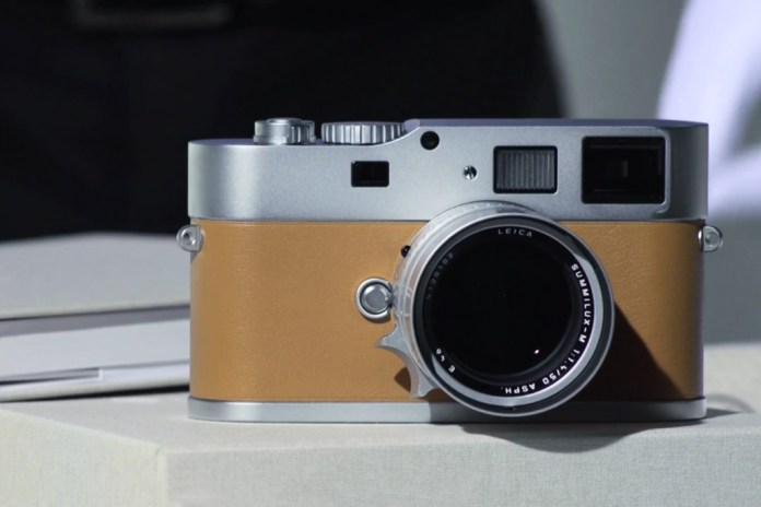 Leica M9-P Edition Hermes Unboxing Video