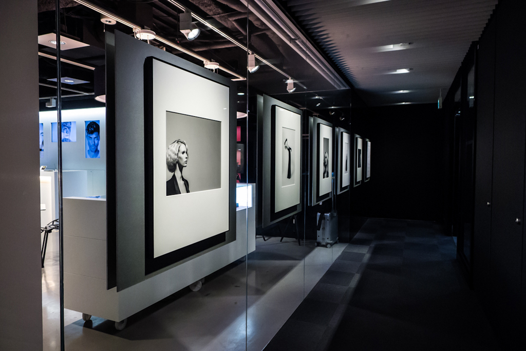 leica professional store tokyo opening