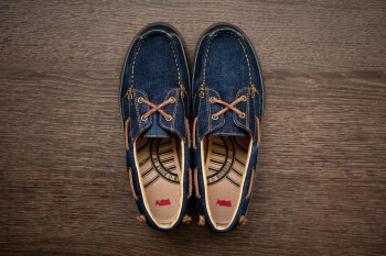 Levi's Footwear 2012 Spring/Summer Cone Denim Vulcanized Deck Shoes