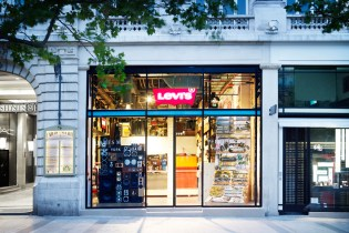 Levi's Paris Flagship Store Opening