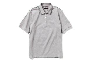 Liberty x CASH CA Piping Polo Shirt