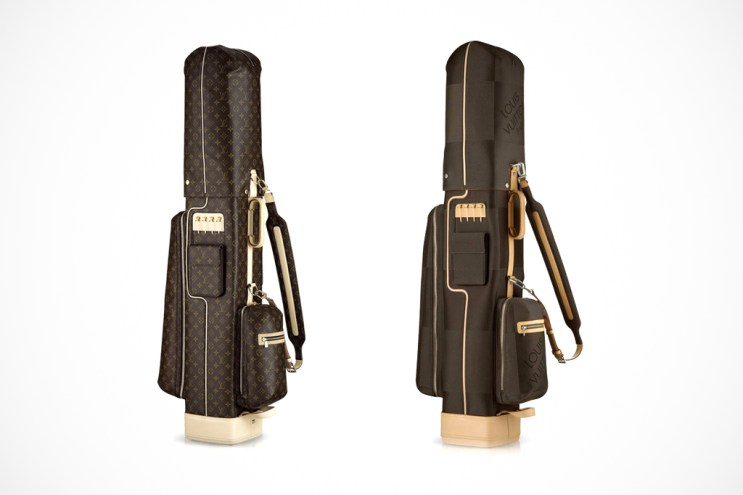 Louis Vuitton 2012 Spring/Summer Golf Bags