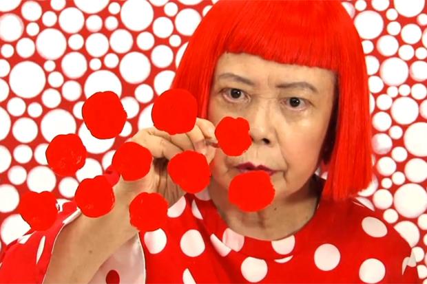 "Louis Vuitton: Yayoi Kusama ""Princess of the Polka Dots"" Video"