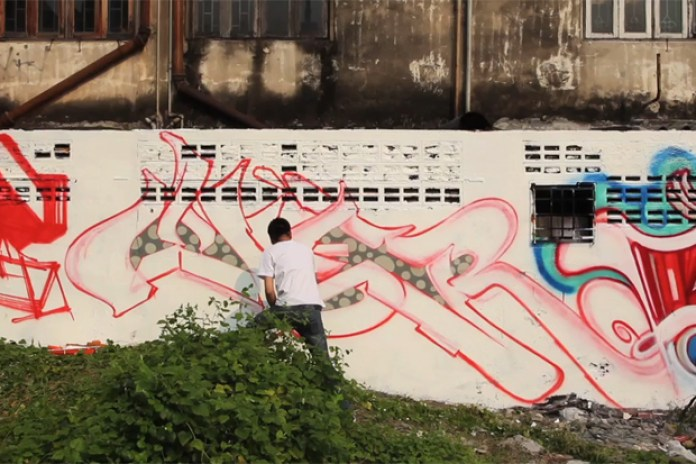 LRG Artist Driven Asia Tour Part 1 - Bangkok