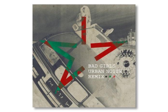 M.I.A. – Bad Girls (Urban Noize Remix)