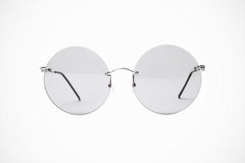 Maison Martin Margiela 2012 Spring/Summer 8 Rimless Round Glasses