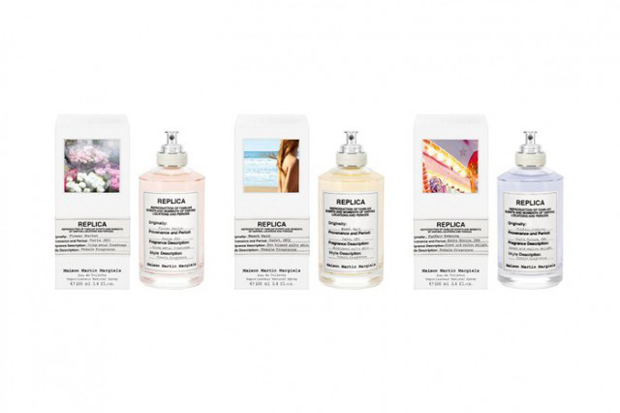 maison martin margiela quotreplicaquot perfume collection