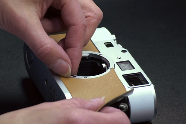The Making of the Leica M9-P Edition Hermes Video