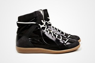 Maison Martin Margiela 2012 Pre-Fall Mid Top Lace Sneaker