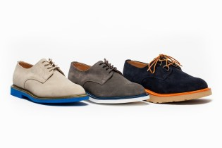 "Mark McNairy for Norse Store 2012 ""Couple-of-Derby's-and-a-Gibson"" Pack"