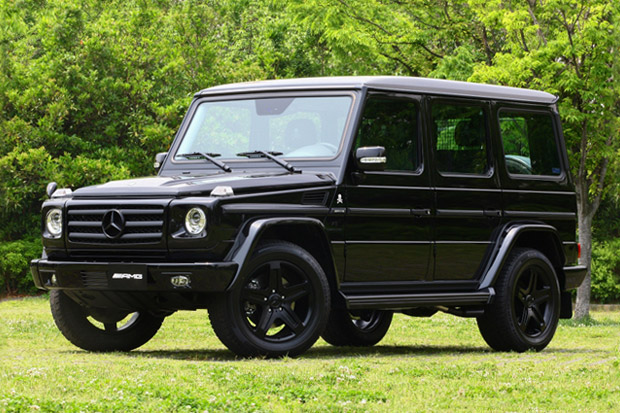 mastermind japan x mercedes benz g55 amg limited
