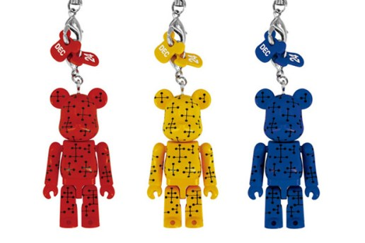 Medicom Toy 70% Eames Bearbricks
