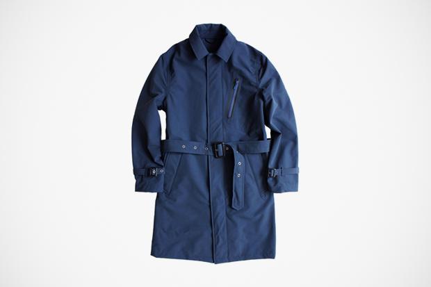 Minotaur Poli-Flex Waterproof 3-Layer Trench Coat