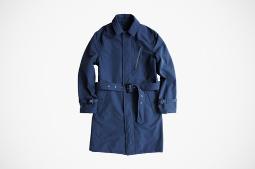 Minotaur Poli-Flex Waterproof 3-Layer Trench Coat