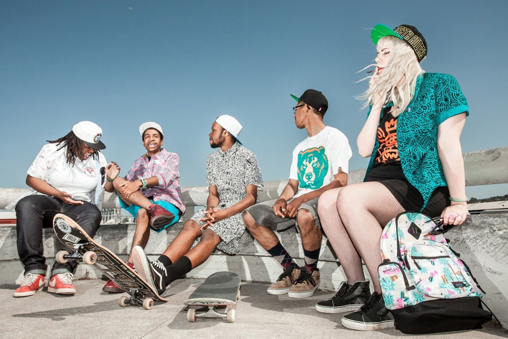 mishka 2012 summer lookbook