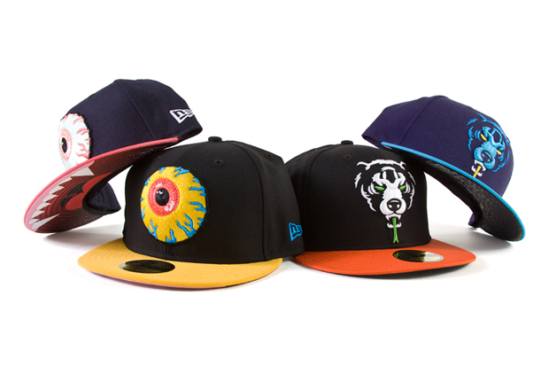 Mishka 2012 Summer New Era Caps Preview