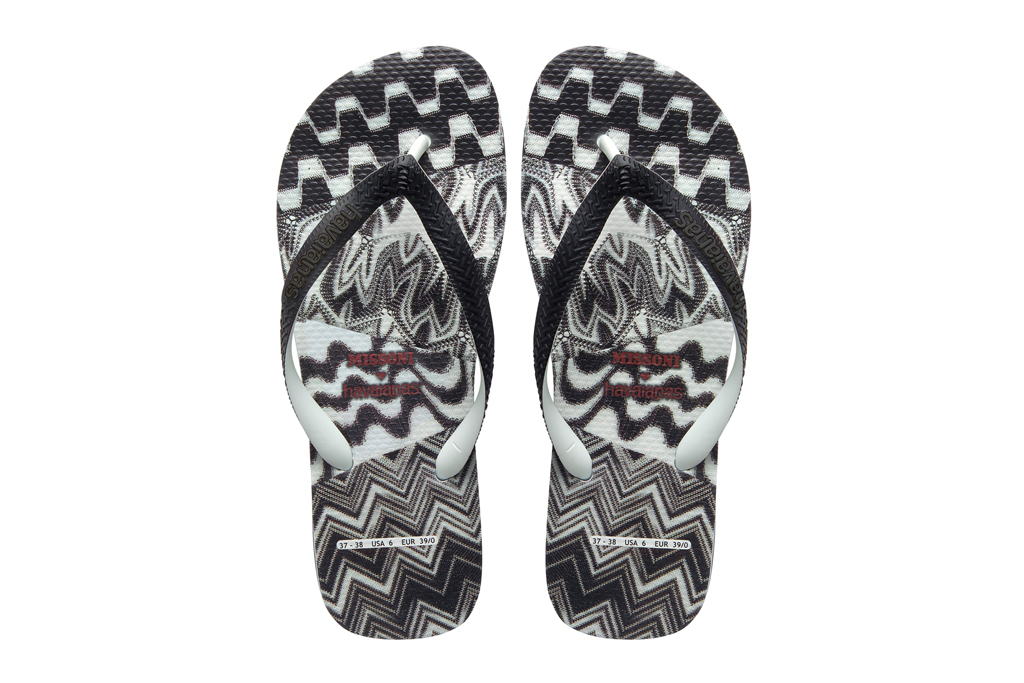 Missoni x Havaianas 2012 Spring/Summer Capsule Collection