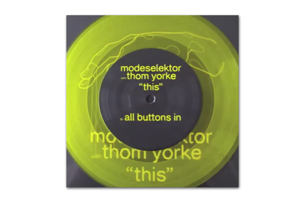 Modeselektor featuring Thom Yorke – All Buttons In