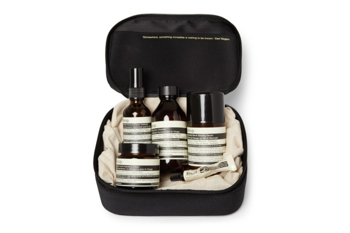 MR PORTER x Aesop Dapper Gentleman Grooming Kit