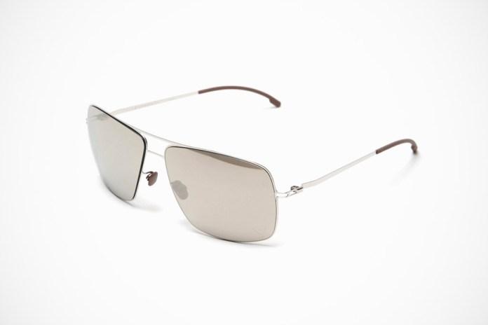 MYKITA 2012 Spring/Summer Kimi Platinum Edition Sunglasses