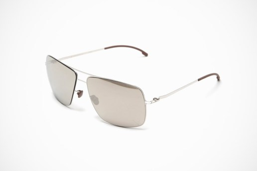 MYKITA 2012 Spring/Summer Kimi Platinum Edition Sunglasses
