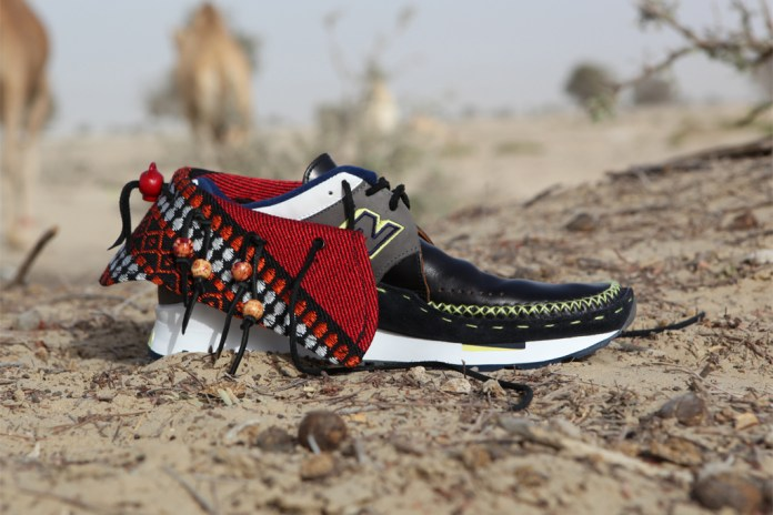 "Sole DXB x NASHMONEY 2012 ""The Bedouin"""
