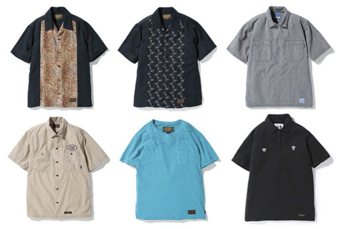"NEIGHBORHOOD 2012 Spring/Summer ""LESS THAN ZERO"" Collection June Releases"