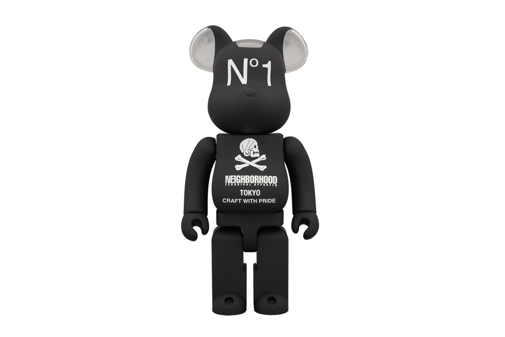 NEIGHBORHOOD x Medicom Toy 400% Bearbrick