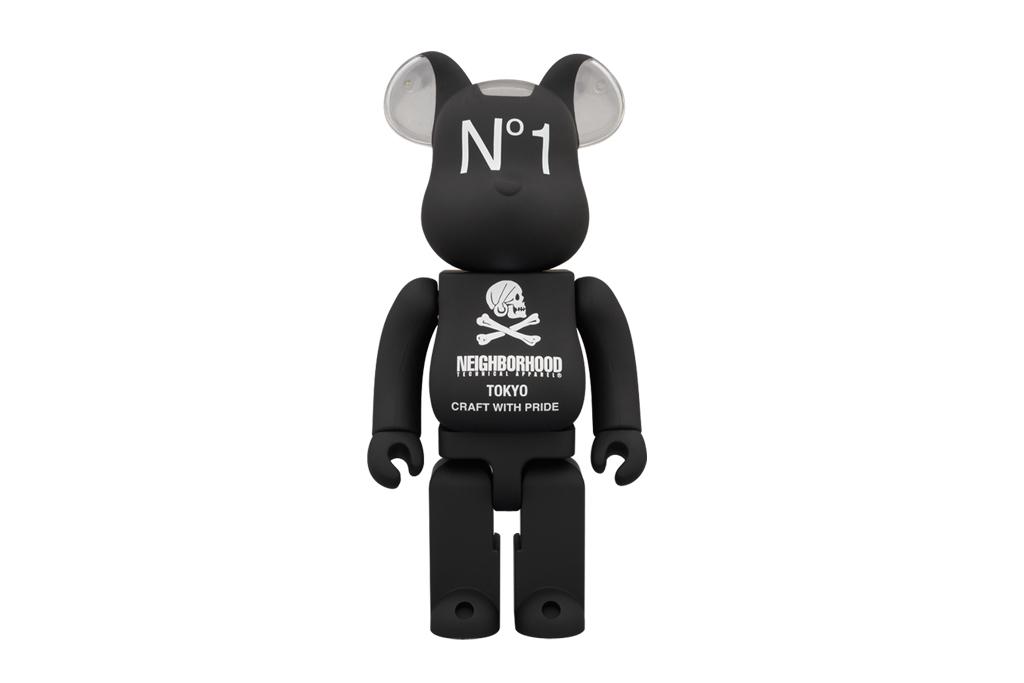 NEIGHBORHOOD x Medicom Toy 400% Bearbrick