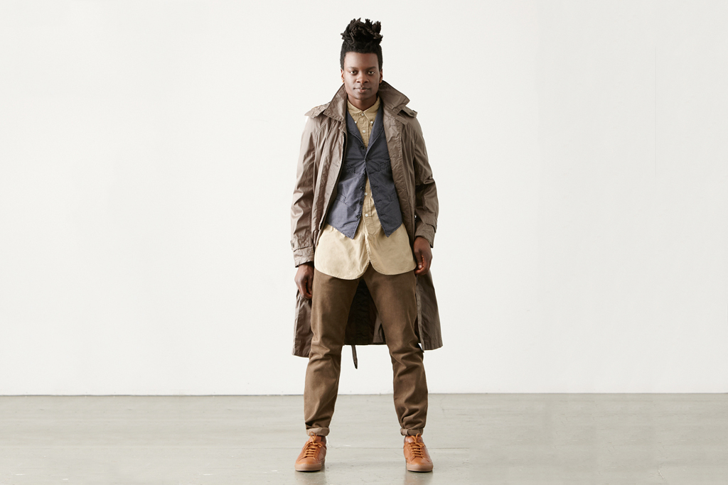 Nepenthes New York 2012 Spring/Summer Collection Lookbook