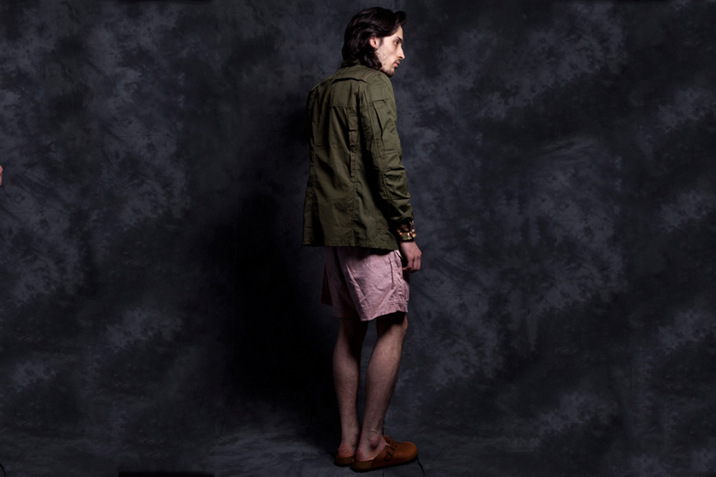 "Nepenthes New York 2012 Spring/Summer ""Aaron"" Lookbook Part 1"