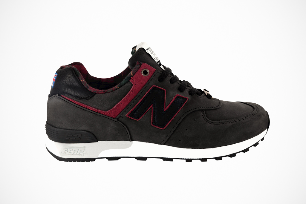 "New Balance Made in England 576 ""The Cutting Room"" Pack"