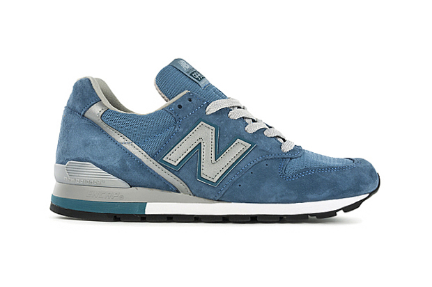 "New Balance Made in USA M996 ""Blue Suede"""