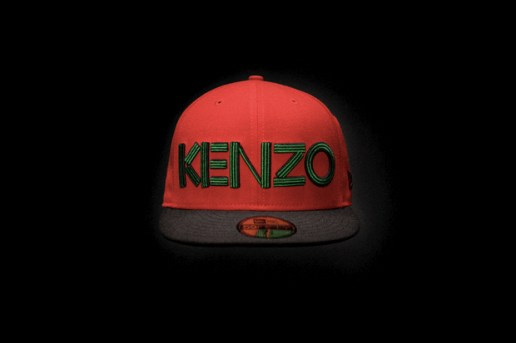 KENZO x New Era Caps