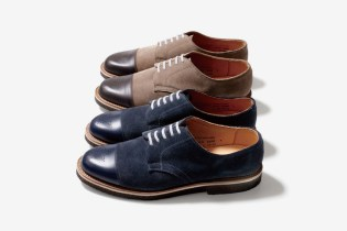NEXUSVII x George Cox 2012 Fall Officer Shoes