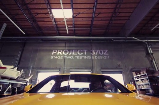 Nissan Project 370z: Stage Two