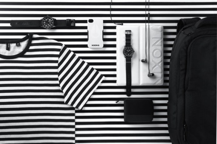 "Nixon 2012 Spring/Summer ""Nylon: All Black' Summer"" Collection"