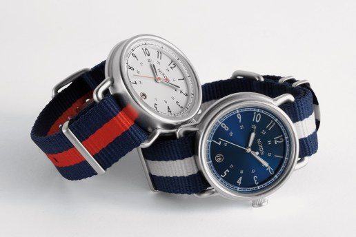 Nixon for Barneys S.A.M. Nautical Watches