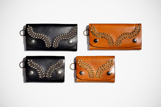 nonnative x Stevenson Overall Co. Leather Capsule Collection