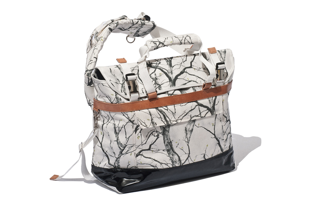 nowartt x master-piece 2012 Spring/Summer Two-Way Tote Bag