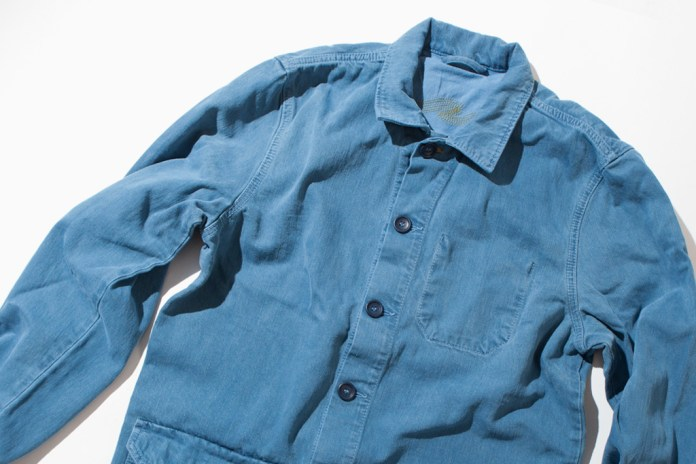 """Nudie Jeans 2012 """"Woad/Guado"""" Dyed Collection"""