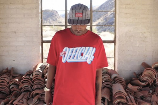 "Official 2012 Spring/Summer ""Stay Official Pt. 3"" Video Lookbook Feat. C Plus"