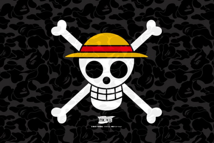 ONE PIECE by A Bathing Ape 2012 Collection