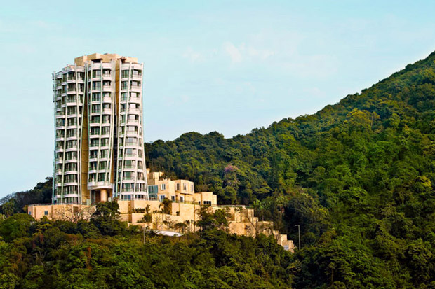 Opus Hong Kong by Frank Gehry